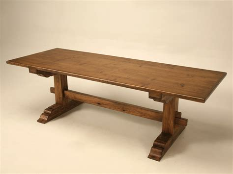 plank dining room table home design winsome italian farm table antique farmhouse