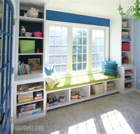 how to build a window seat with bookshelves 8 built in bookcases that maximize storage with smart design