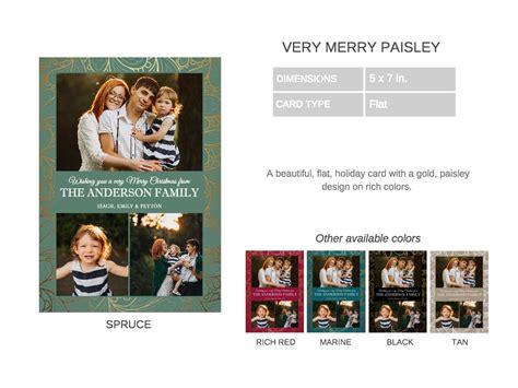holiday photo cards amp advocate marketing  print