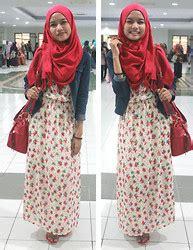 Atika Dres atika gunardho chiffonizm maroon chiffon batam indonesia vintage clothes maxi