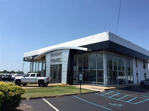 sitton gmc sitton buick gmc greenville sc 29607 3818 car