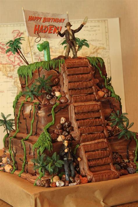 ideas  indiana jones cake  pinterest indiana jones birthday party indiana