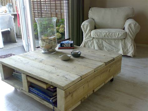 Homemade Coffee Table by Best 25 Homemade Coffee Tables Ideas On Pinterest