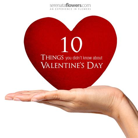 s day actually 10 facts about valentines day