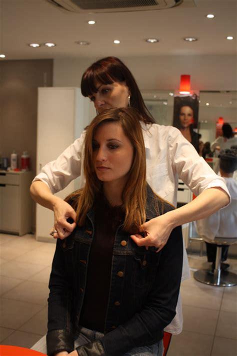 coupe au carr coiffure tendance schwarzkopf rachael edwards