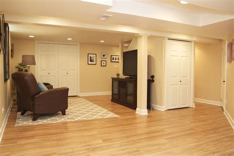 basement refinish home ideas - Refinish Basement