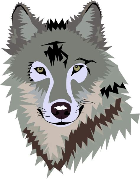 Personalized Wall Sticker 17 best ideas about wolf clipart on pinterest wolf