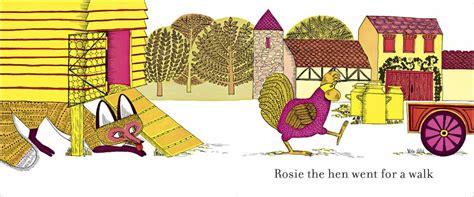 rosies walk free coloring pages of rosies walk