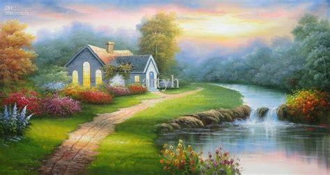 Landscape On Canvas 17 Best Images About Landscape On Landscape