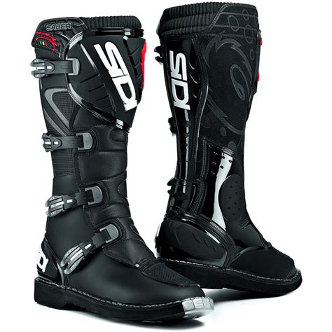 Sidi Saber Mx Enduro Off Road Steel Toe Motocross Dirt