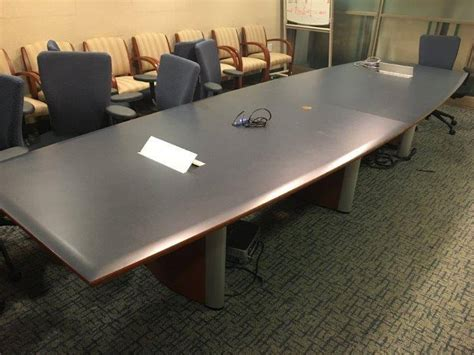 used boat table for sale used boat shaped conference table used office furniture