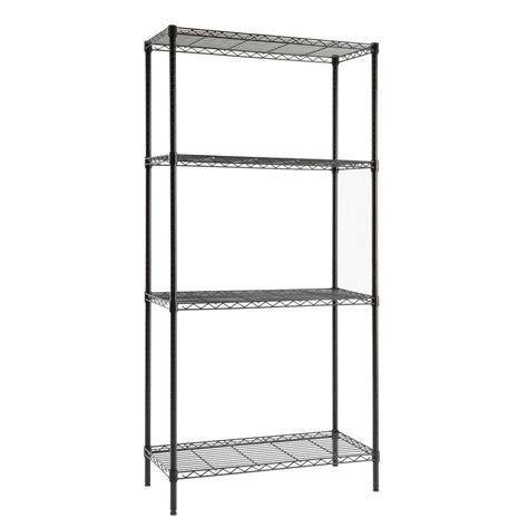hdx 4 shelf 72 in h x 36 in w x 16 in d wire unit in