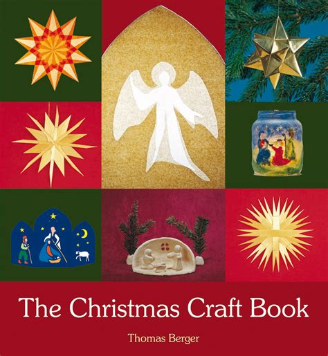 thomas berger christmas craft book floris books