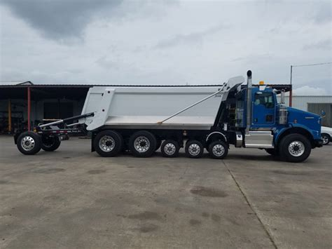 kenworth super truck super dump super 18 dump truck for sale 2017 kenworth t800