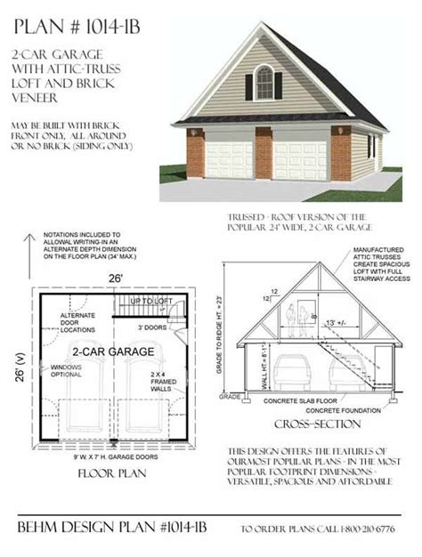 garage with loft floor plans 25 best ideas about garage with loft on pinterest