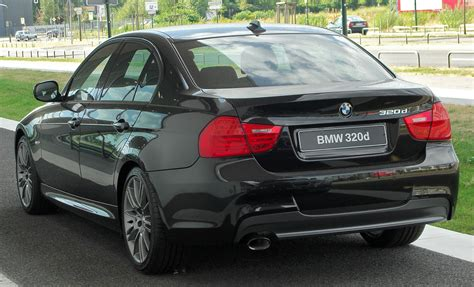 Diesel Paket Istimewa 3time file bmw 320d edition sport e90 facelift rear 20100724 jpg wikimedia commons