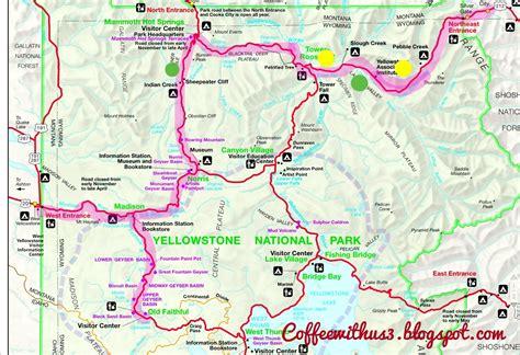 yellowstone lodging map anniversary trip to yellowstone aplikasi android
