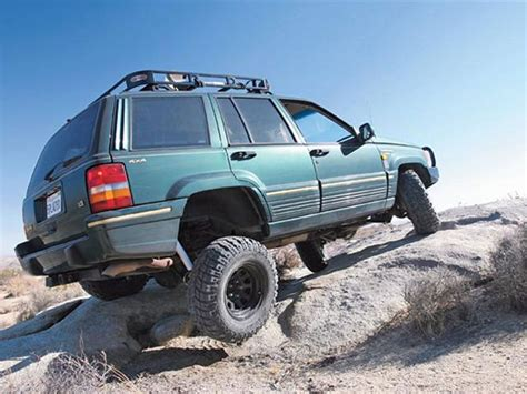 Jeep Grand Suspension Jeep Grand Rear Suspension
