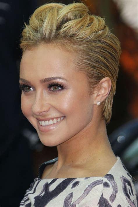 german womens short hairstyles hayden panettiere women s short hair pinterest short