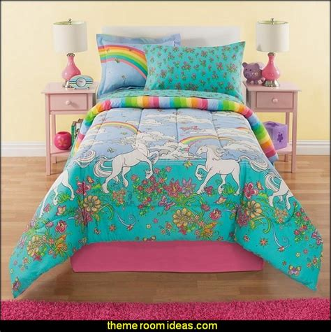 unicorn bedroom decorating theme bedrooms maries manor unicorn wall decals