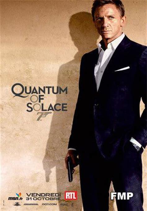 James Bond Quantum Of Solace Film Streaming Vf | affiche du film quantum of solace affiche 4 sur 7 allocin 233