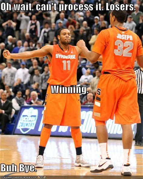 Syracuse Meme - syracuse basketball as compared to charlie sheen quotes