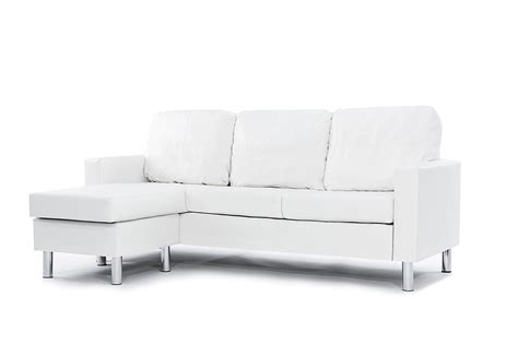 and white sofa leather sectional sofa white reversible chaise lounge room