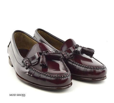 loafers or sneakers oxblood tassel loafer with leather sole the