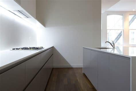 Quartz Countertops Matte Finish by 88 Franklin 2nd Floor Tribeca Nyc Minimal