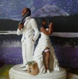 elegant photos of black wedding cake toppers ipunya