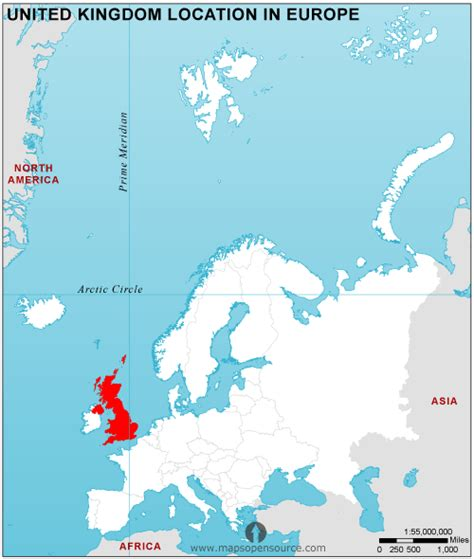 europe and uk map united kingdom country profile free maps of united