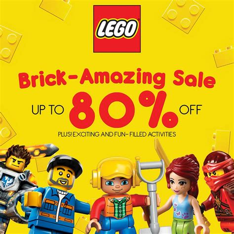 legos on sale lego sale february 2 5 2017 manila on sale