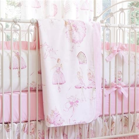 Ballerina Baby Bedding Crib Sets Royal Ballet Crib Blanket