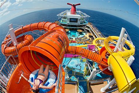 Carnival Cruise Suites Floor Plan 7 best cruise ship water parks cruise critic