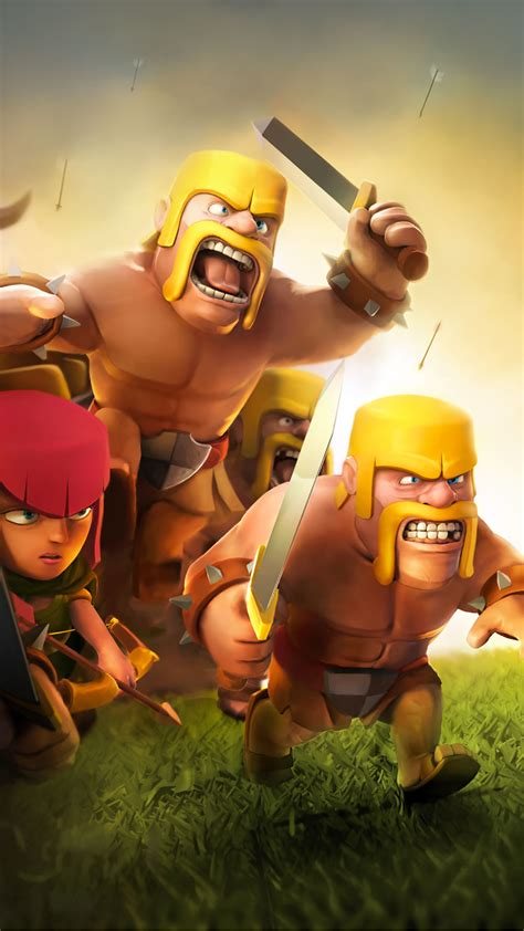 wallpaper for iphone clash of clans les 3 wallpapers iphone du jour 17 03 2015 appsystem