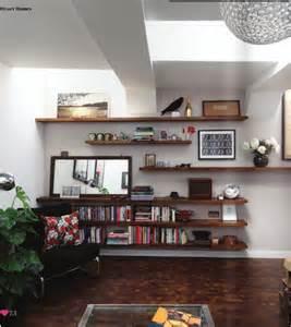 wall shelves flat screen tv decorating