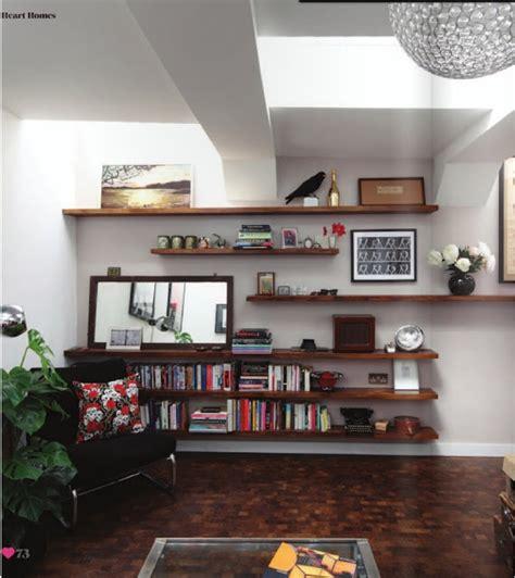wall shelves flat screen tv decorating pinterest