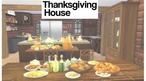 the thanksgiving house sims 3 thanksgiving bing images