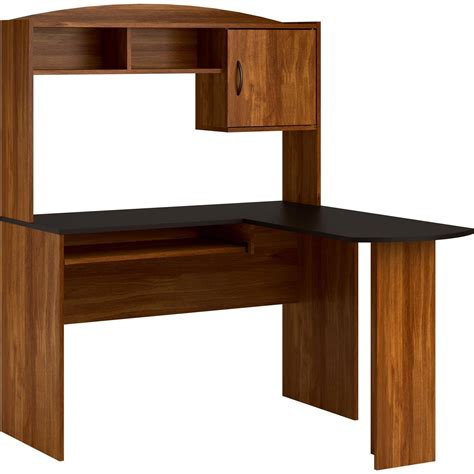 Lshaped Desk With Hutch Make Your Home Office Unique With L Shaped Desk With Hutch Designinyou Decor
