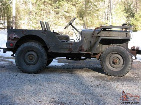 military jeep trailer 1952 willys m38 military jeep with m100 trailer rare