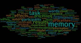 cognitive psychology word cloud hd wallpaper others