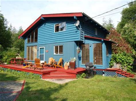 Studio Cottage by Hornby Island House And Studio Cottage Hornby Island
