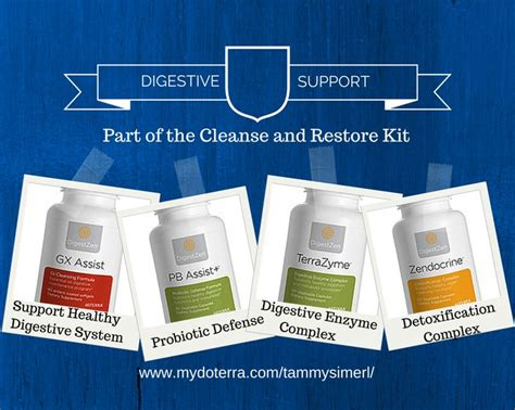 Doterra Detox Kit by 35 Best Doterra 30 Day Cleanse Images On