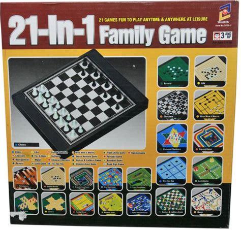 6 In 1 Family Catur Backgammon Halma Ludo Ular Tangga Checkers happy kidz 21 in 1 family board board 21 in 1 family board shop for happy