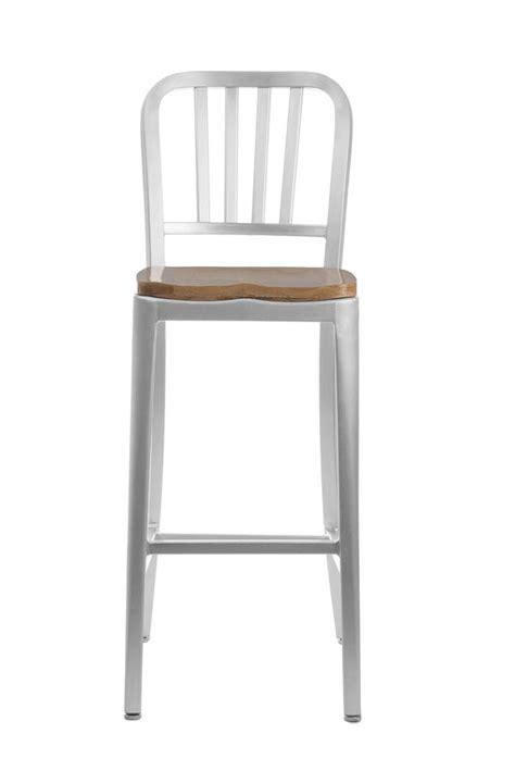 restaurant style bar stools aluminum sandra navy style restaurant counter stool with