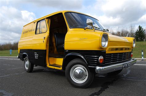 ford transit photos fifty years of the ford transit van