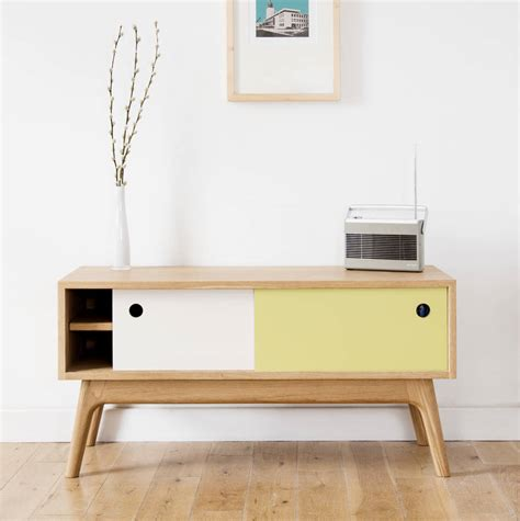Mid Century Media Cabinet By Design