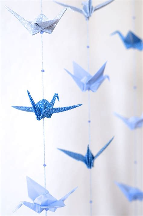 Origami Garland - best 25 origami cranes ideas on paper cranes