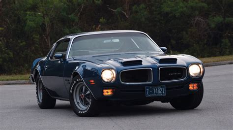 pontiac a 1970 pontiac formula 400 the other performance firebird