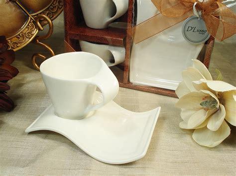 d lusso designs d lusso designs four piece waffle cone 4d60 d lusso designs four piece biscotti saucer espresso